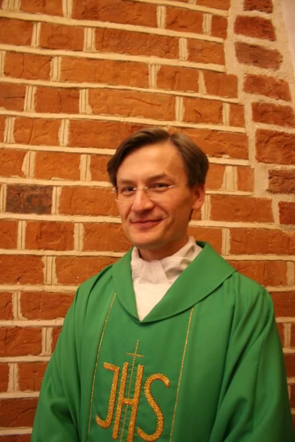 Ks. Jarosław Powąska