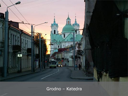 Grodno – Katedra