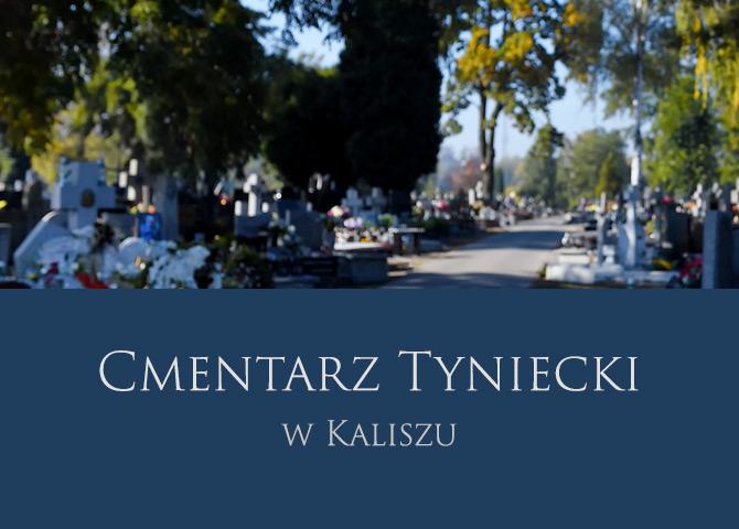 Usługi pogrzebowe - Cmentarz Tyniecki