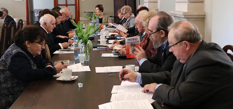Spotkanie Rady Akcji Katolickiej u św. Józefa