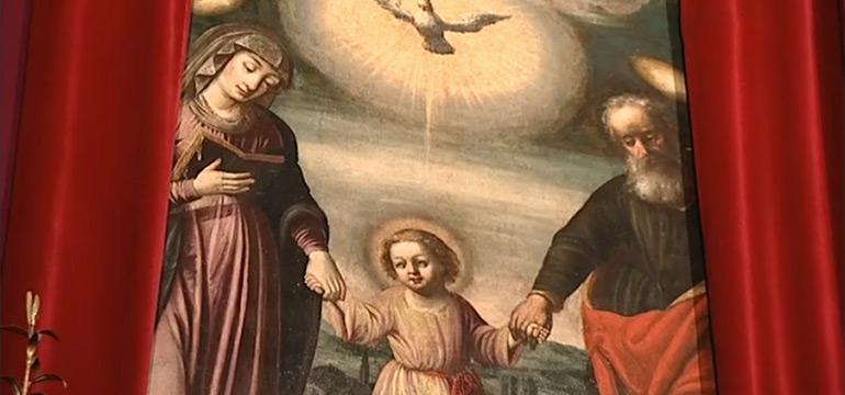Kwietniowe nabożeństwo w intencji rodzin i obrony poczętego życia