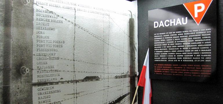 Kaplica Męczeństwa i Wdzięczności Księży Dachauowczyków