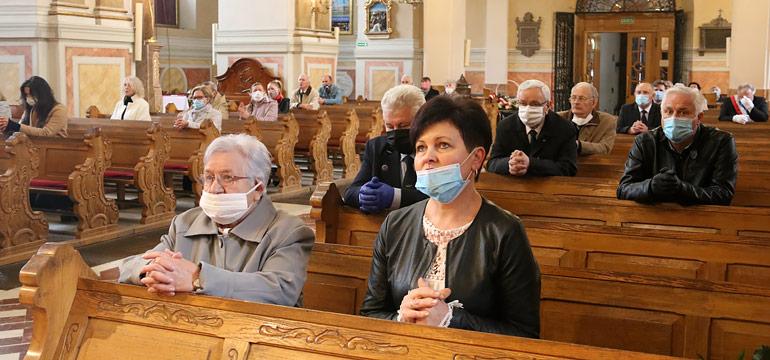 Pielgrzymka ludzi pracy do św. Józefa