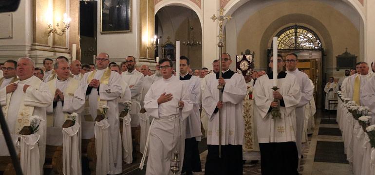 Rekolekcje dla kapłanów u św. Józefa