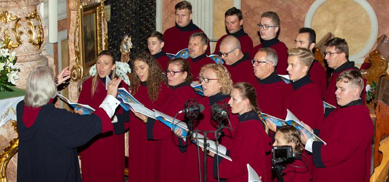 Inauguracja XXVII Spotkań Chóralnych Carmen Sacrum Festival