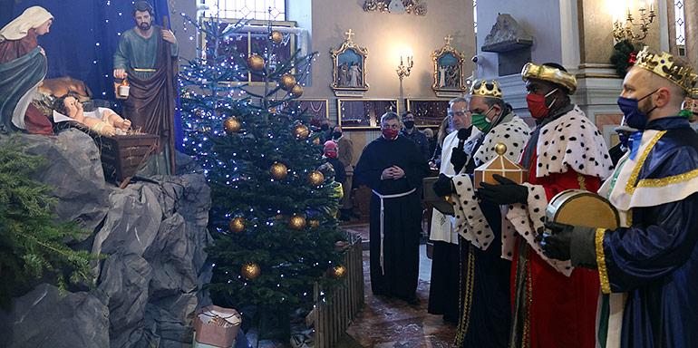 Trzej Królowie u św. Józefa