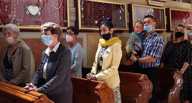 Doradcy życia rodzinnego modlili się u św. Józefa